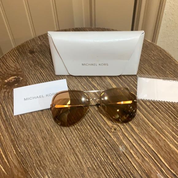 Michael Kors aviator sunglasses - NWOT